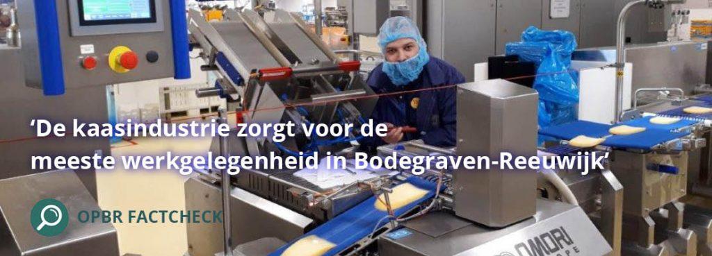 Een kijkje op de productie-afdeling van Vergeer Holland te Reeuwijk-Dorp