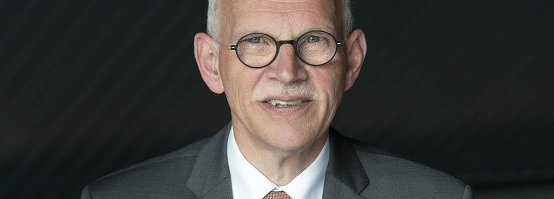 Wethouder Kees Oskam.